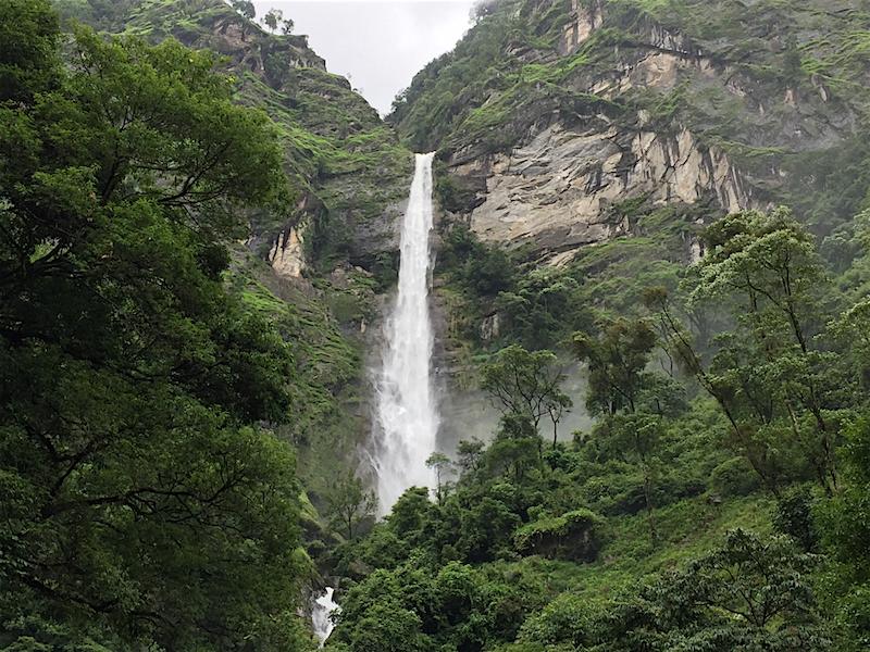 Papung waterfall