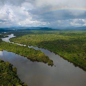 Kayapo territory by cristina mittermeier