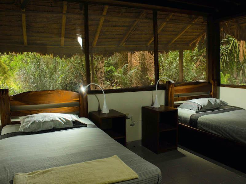 Bungallow interior