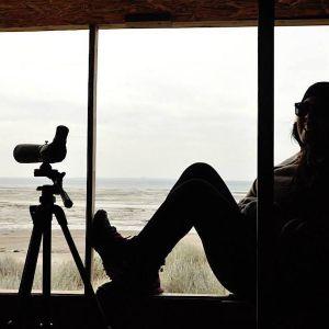 On duty (photo: Florencia Scauso)
