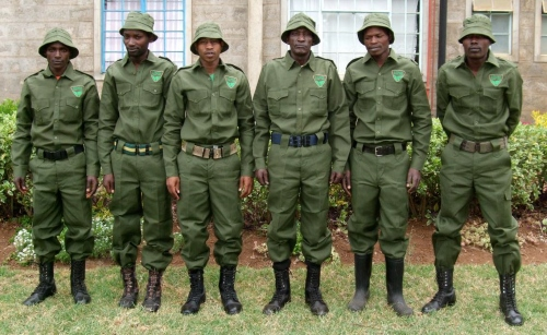 Kijabe Forest Rangers